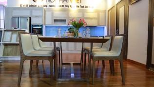 Sản phẩm bộ bàn ghế ăn của công ty Nội thất Việt