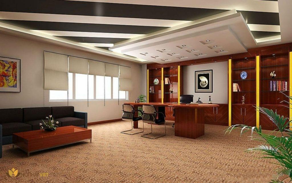 Thiết kế và thi công nội thất văn phòng chuyên nghiệp