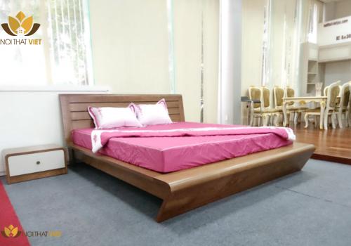 Mẫu giường ngủ mới GN005A đẹp