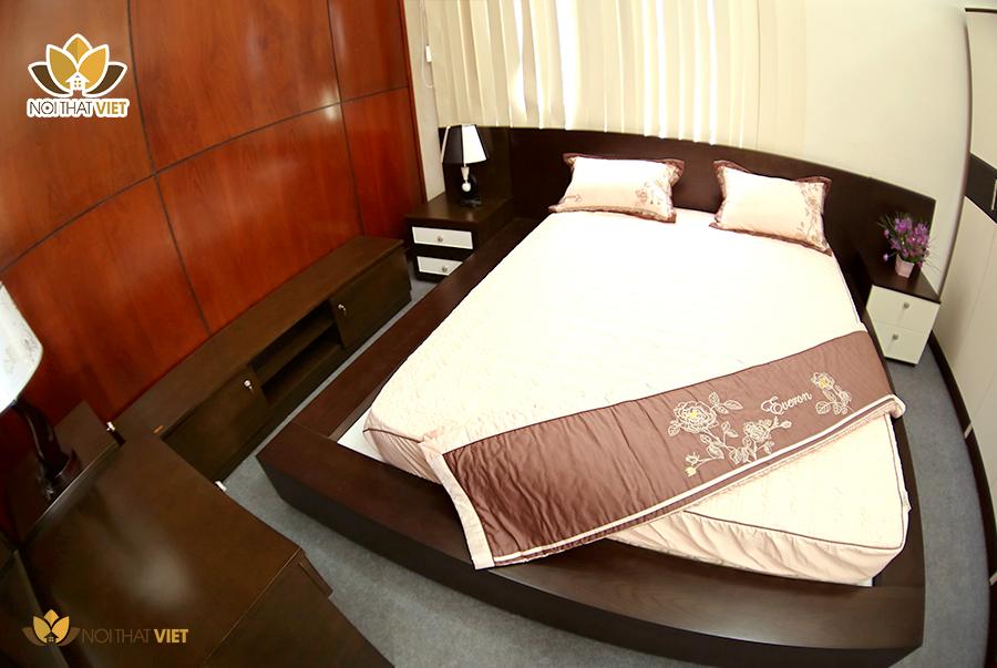 Giường ngủ GN001A