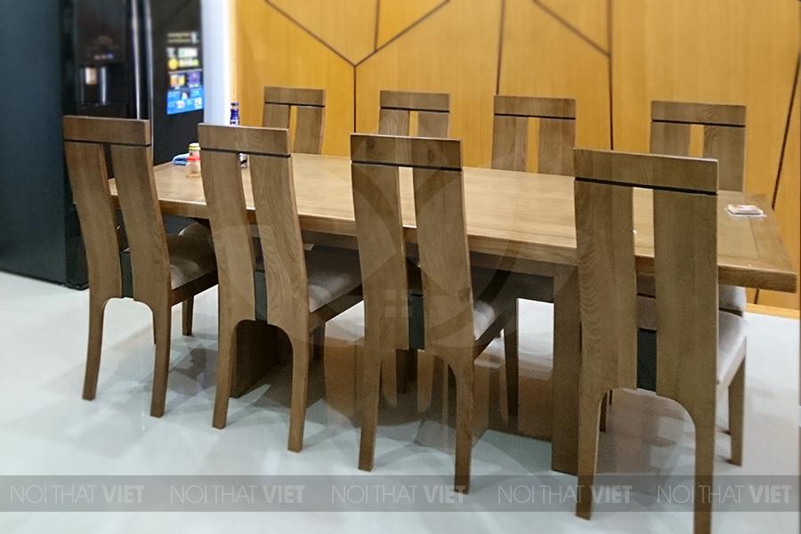 Bộ bàn ghế ăn 002