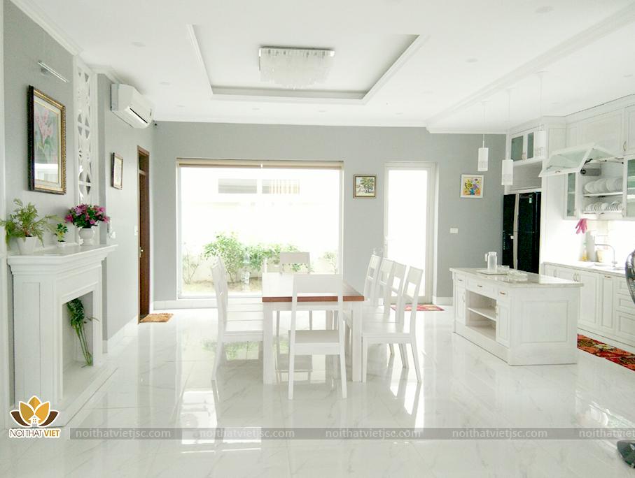 Thi công và thiết kế biệt thự tại Thanh Hoá