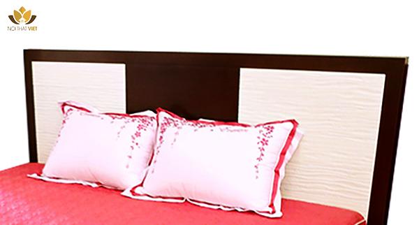 Giường ngủ GN009A- Màu sắc sang trọng