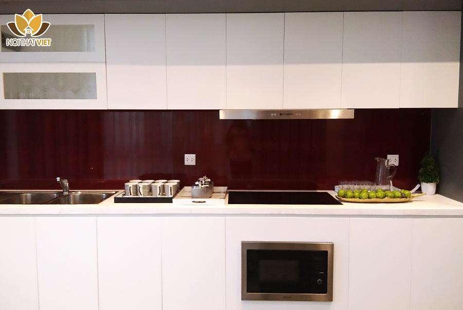 Hệ tủ bếp hiện đại