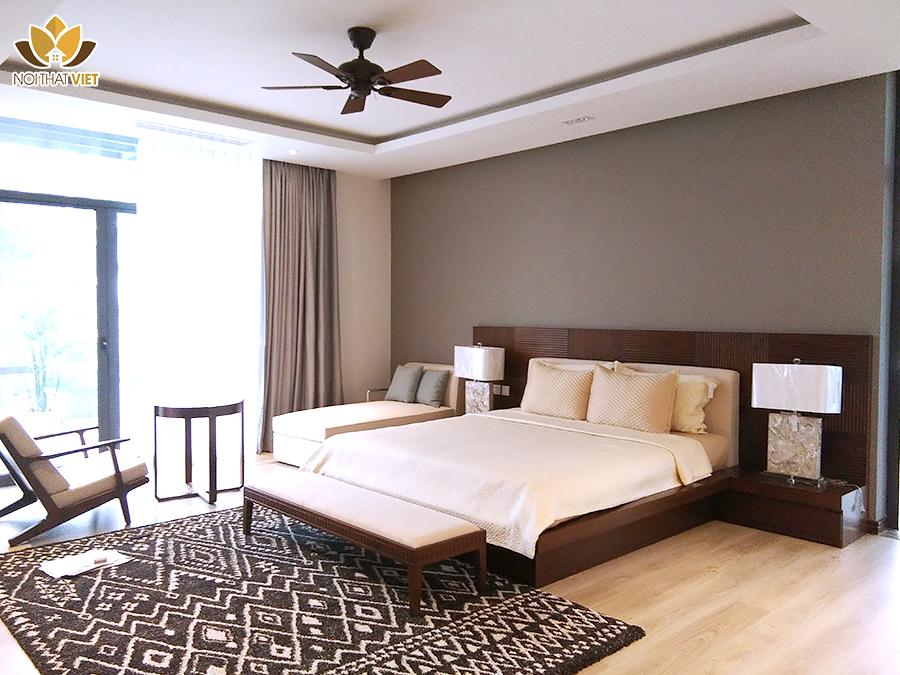 Nội thất phòng ngủ master cho bố mẹ