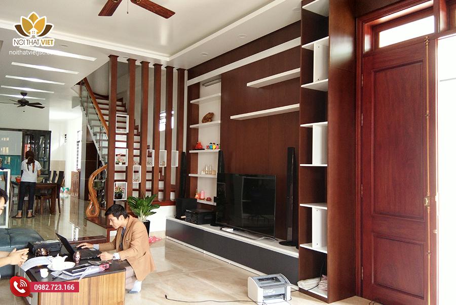30 mẫu thiết kế nội thất phòng khách đẹp cho gia đình bạn