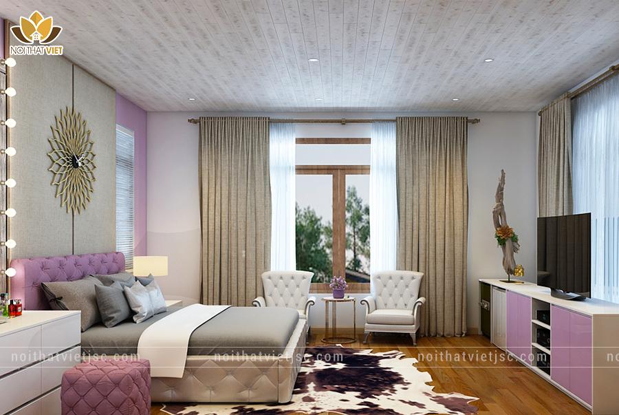 Thiết kế nội thất phòng cưới cho không gian nhỏ