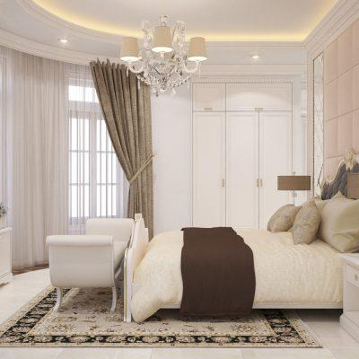 nội thất phòng cưới tông màu trắng