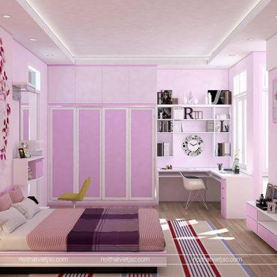 thiết kế nội thất phòng cưới lãng mạn