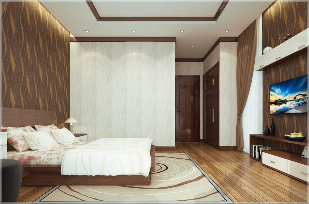 sắp xếp nội thất phòng ngủ hợp lý