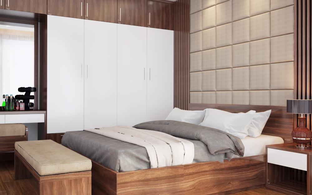 Thiết kế nội thất phòng cưới hiện đại