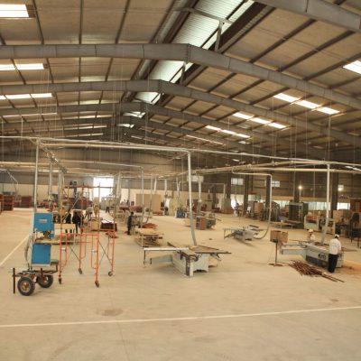 nhà máy sản xuất nội thất việt