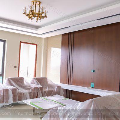 Phòng khách sang trọng