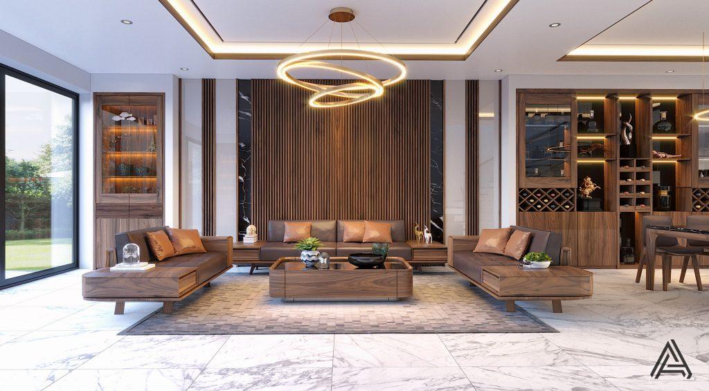phong thủy thiết kế nội thất gia đình
