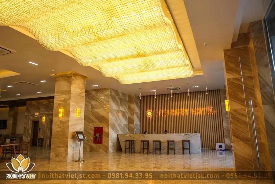 nội thất khách sạn HTH
