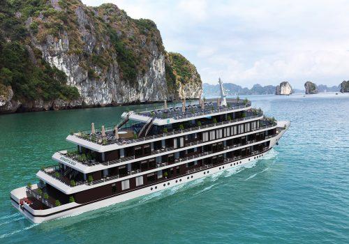 Tàu Du Lịch Đẳng Cấp – Hạ Long, Quảng Ninh