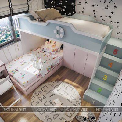 nội thất phòng ngủ cho bé