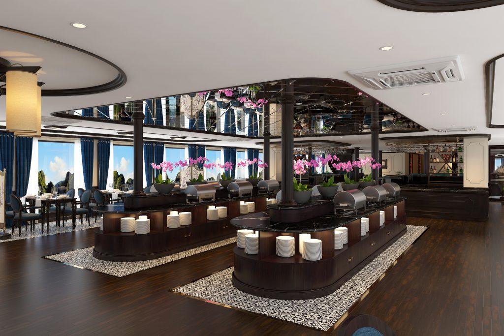Restaurant Dynasty Of The Seas 08
