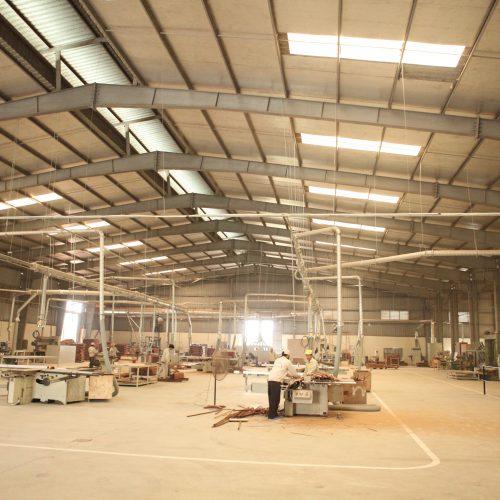 xưởng sản xuất nội thất Việt