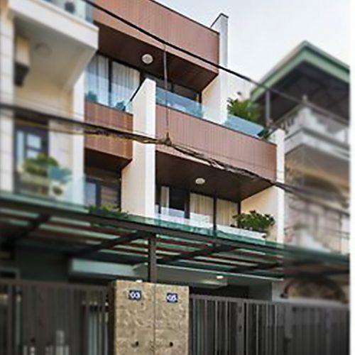 thiết kế kiến trúc căn hộ đẹp