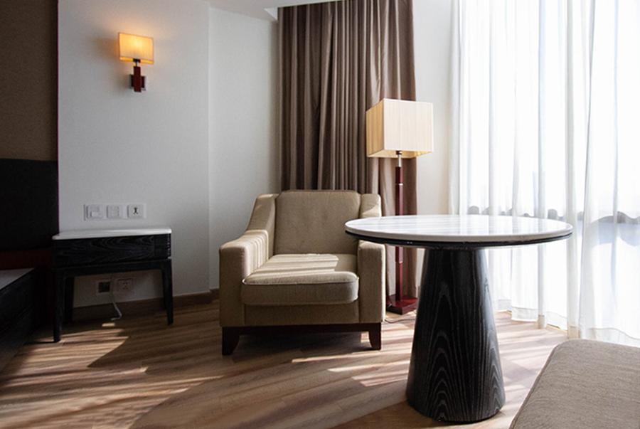 nội thất khách sạn sang trọng