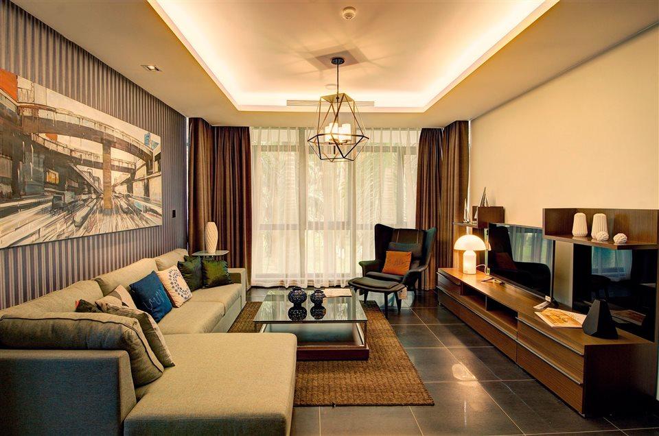 Ánh sáng trong thiết kế nội thất