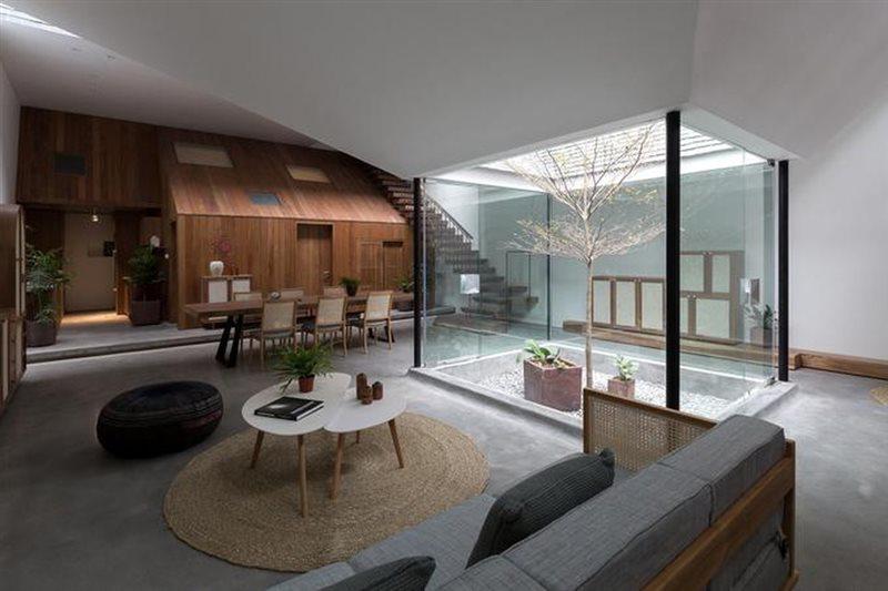 Nguyên tắc bố trí ánh sáng trong thiết kế nội thất